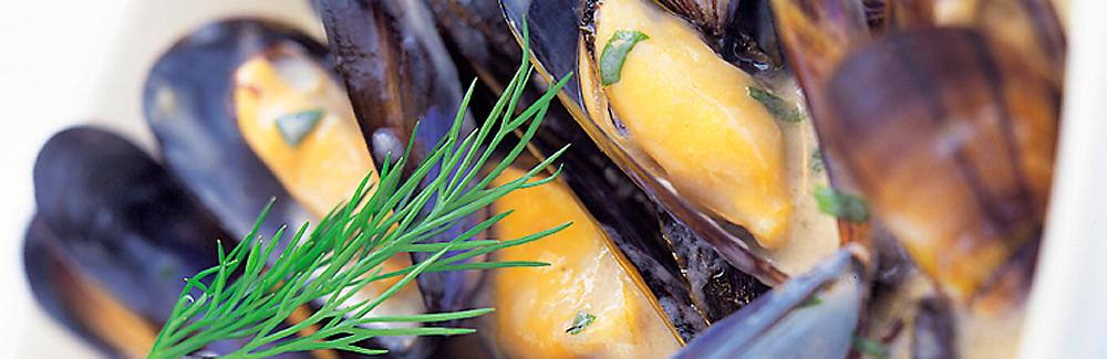 CLIVE BOZZARD-HILL PHOTOGRAPHY, LONDON-Moules_marinier-Mussels_in_white_wine_and_garlic-juice-
